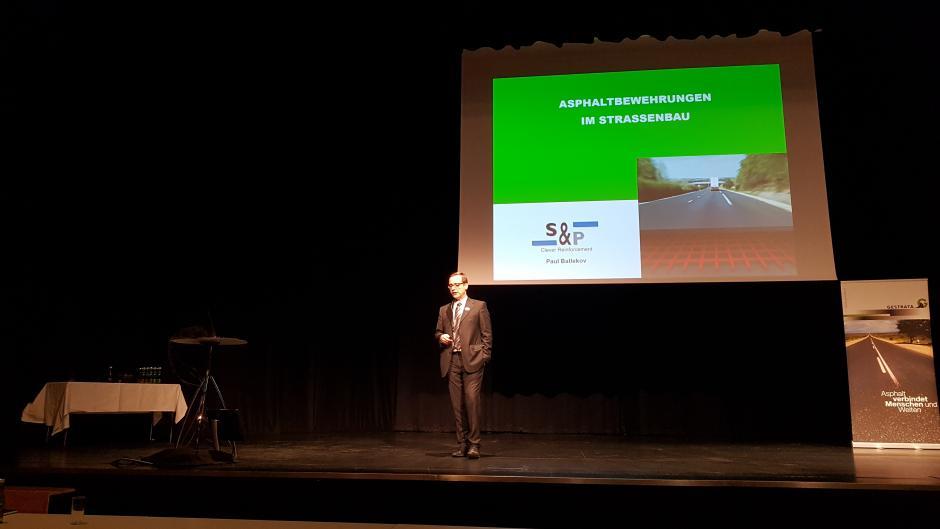 Präsentation S&P Asphaltverstärkungssysteme