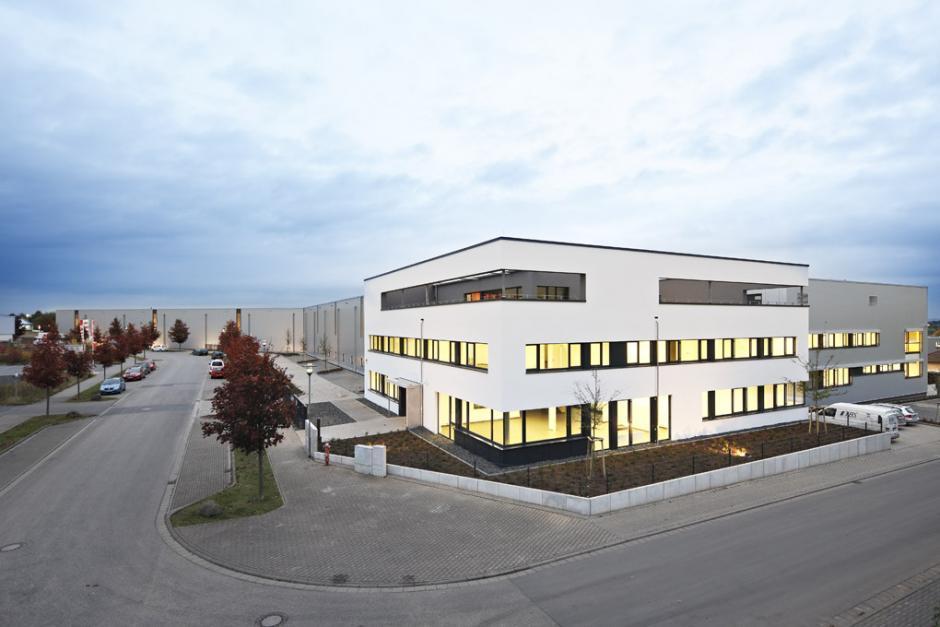 S&P Niederlassung Bad Nauheim, Deutschland