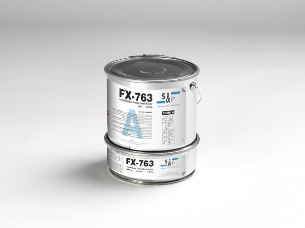 FX-763 - Epoxidharzmörtel